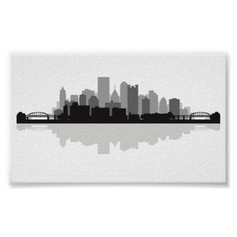 pittsburgh skyline tattoo best 25 pittsburgh skyline ideas on