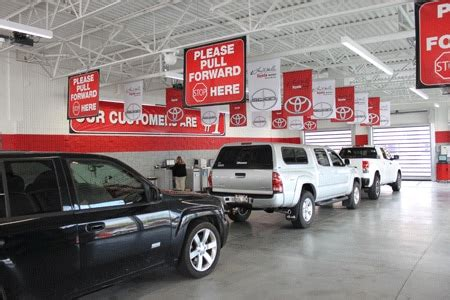 r and h toyota r h toyota service