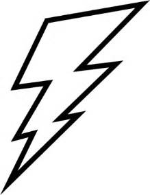 Flash Lightning Bolt Outline by Lightning Bolt Outline Clip Lightning Bolt Outline Image