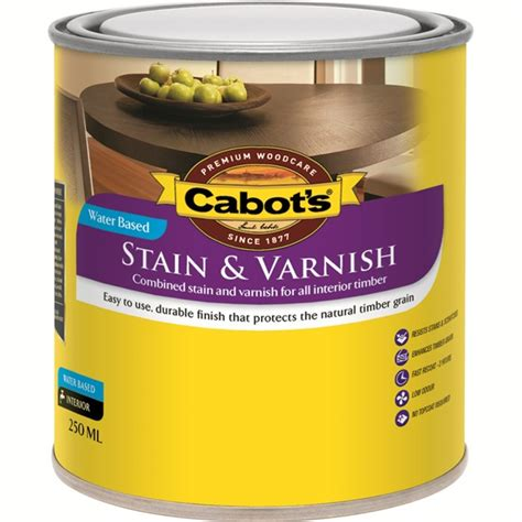 cabots stain varnish water based gloss direct paint