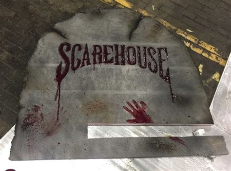 scare house scarehouse the scariest haunted house in america is right