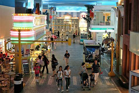 kidzania   mini city  westfield mall