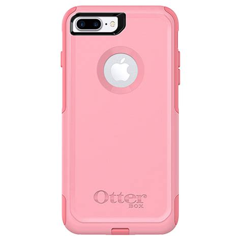 otterbox commuter for apple iphone 7 plus rosmarine pipeline pink ebay