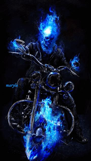 gif themes for mobile phones download ghost rider mobile screensavers for your cell