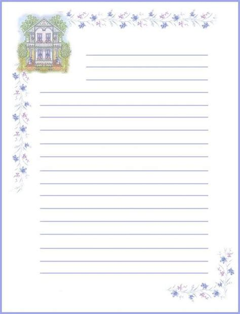 printable lined paper for mother s day 139 best mother s day stationery images on pinterest