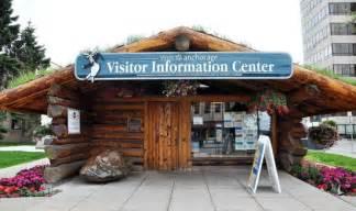 National Car Rental Anchorage Reviews Visit Anchorage Log Cabin Visitor Information Center Ak