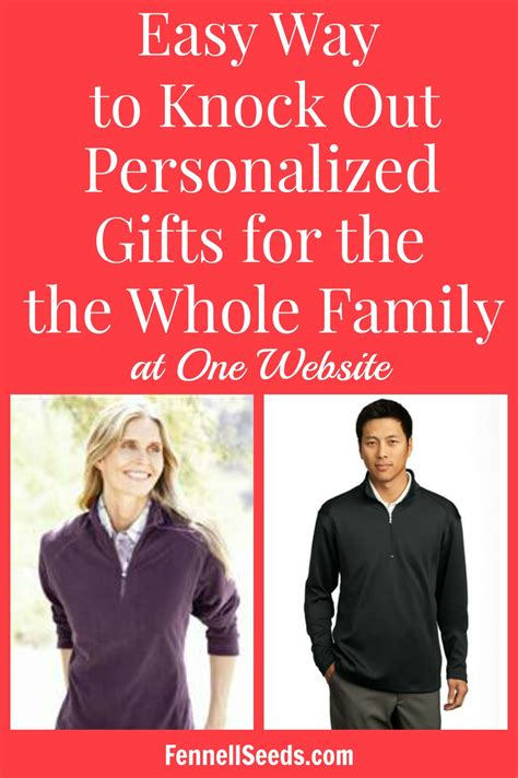 one gift for entire family unique gifts for the whole family at one site