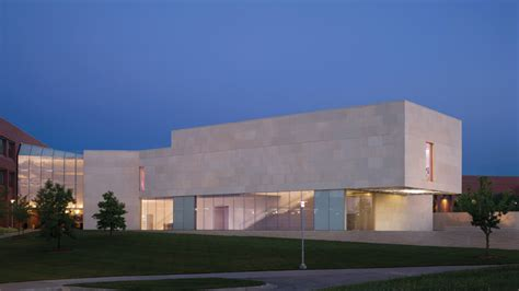 college of contemporary arts about the nerman museum