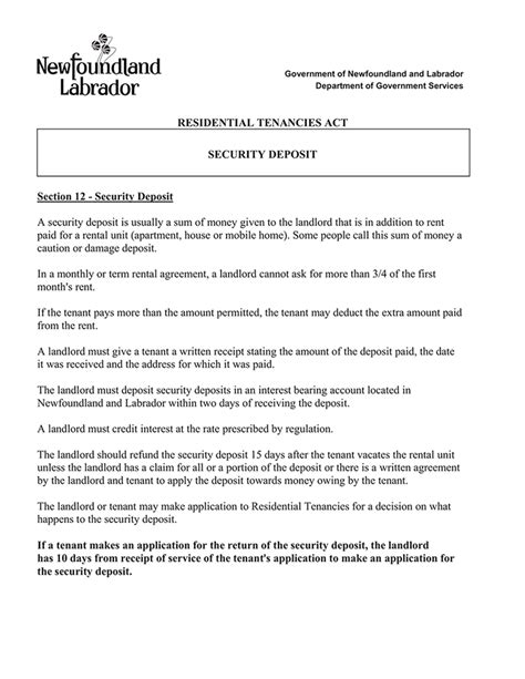 Deposit Dispute Letter Uk Sle Letter To Tenant Keeping Security Deposit California Landlord S Guide To Security