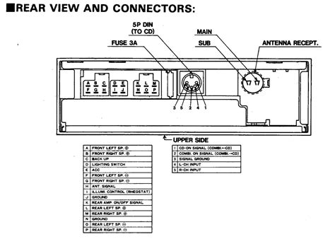 kenwood car stereo wiring diagrams for mitsubishi wiring