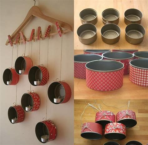 candelabro para pared candelabro de pared con latas ideas de decoraci 243 n