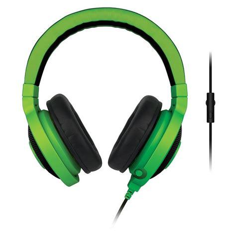 Headset Gaming Point Blank razer gaming headset kraken pro 2015 green headphones photopoint