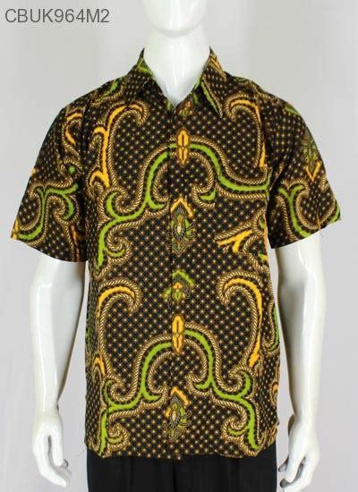 Kemeja Katun Batik Wanita Motif Etnik Warna Biru 17 kemeja batik katun motif nagasari kemeja lengan pendek murah batikunik