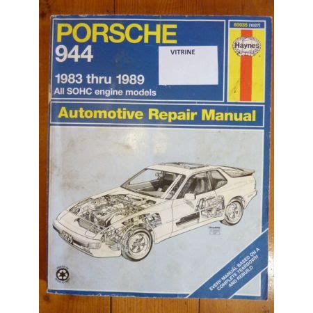 service manuals schematics 1983 porsche 944 security system revues techniques haynes porsche ma revue technique com