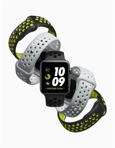 apple nike watch spring 2017 collection of apple watch bands launched