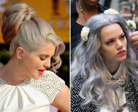 gray hair color trend 2015 moderne sive nijanse frizure hr