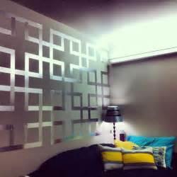 interior design wall hangings foil wall get crafty diy room decor