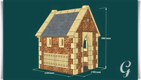 gartenhaus massiv stein deko gartenhaus aus steinguss sidebury garden