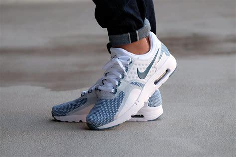 Sepatu Sport Nike Air Zero nike air max zero essential smokey blue sneaker district
