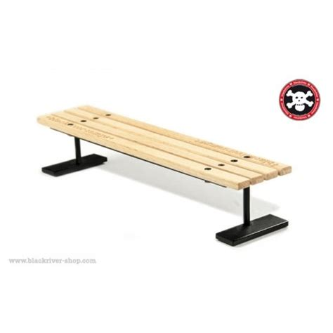 tech deck bench real street style for your fingerboarding blackriver