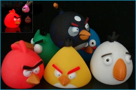 Angry Birds Bedding And Room Decor Angry Birds Lights