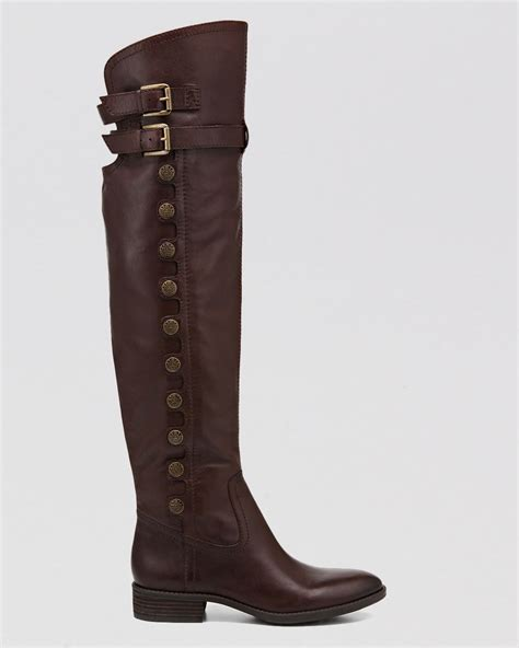 sam edelman the knee boots sam edelman the knee boots in brown