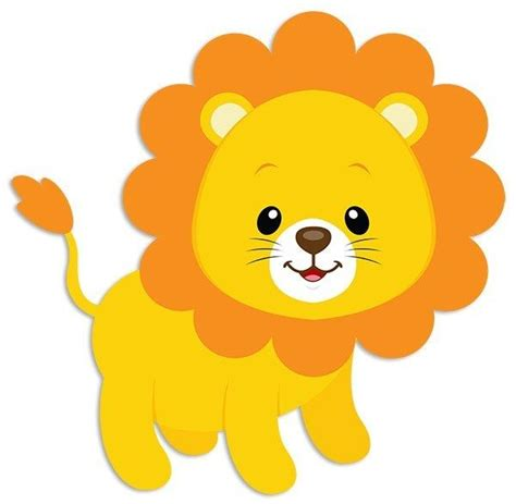 imagenes de leones kawaii vinilos infantiles le 243 n tom 3 dibujos pinterest