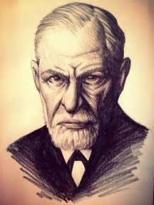 Sigmund freud drawing sigmund freud sketch by gelipe