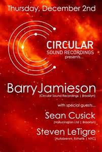 barry jamieson ra csr s barry jamieson with special guests sean cusick