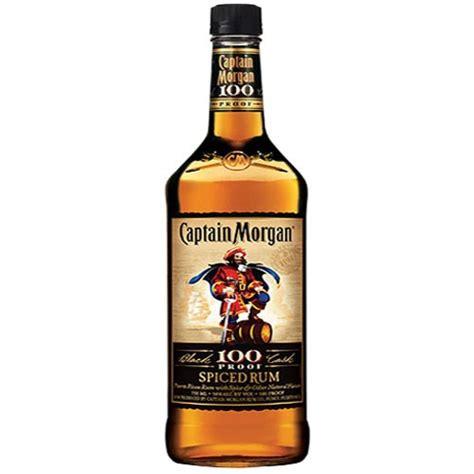 captain original spiced rum limited edition barrel