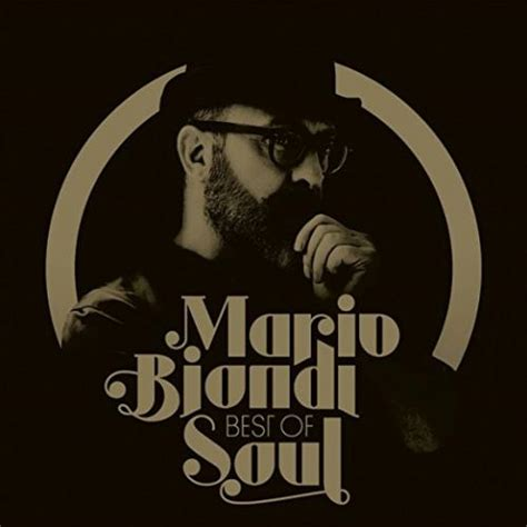 mario biondi the best mario biondi best of soul 2016 review