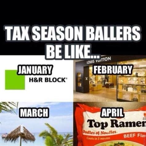 Income Tax Meme - funniest tax season memes