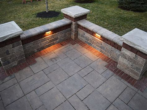 Stone Paver Patio Designs Paver Patio Edging Ideas Stone Limestone Patio Pavers