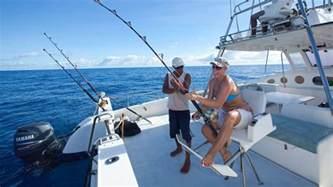 Fishing In Sea Fishing In The Seychelles Idyllic Settings