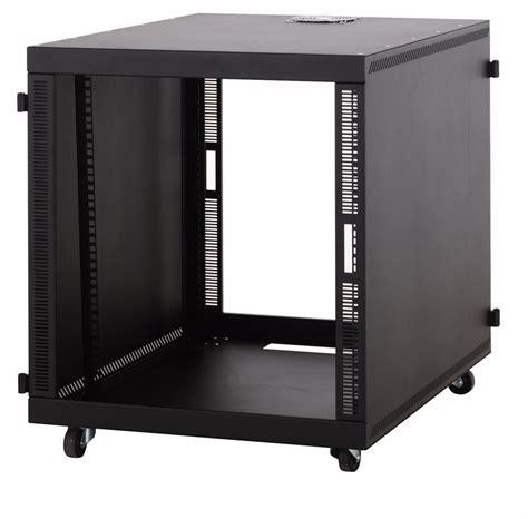 small computer rack cabinet 12u compact series soho server rack cables plus usa