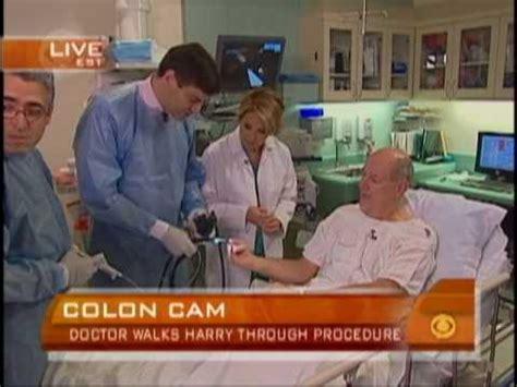 katie couric youtube colonoscopy first ever live tv colonoscopy youtube