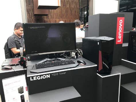 Harga Lenovo Legion Y920 Tower lenovo malaysia melancarkan legion y520 y720 tower dan
