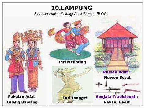 Nama Baju Adat Suku Sunda 34 provinsi di indonesia lengkap dengan pakaian tarian rumah adat senjata tradisional suku