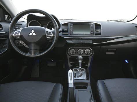 mitsubishi lancer sportback interior 2014 mitsubishi lancer price photos reviews features