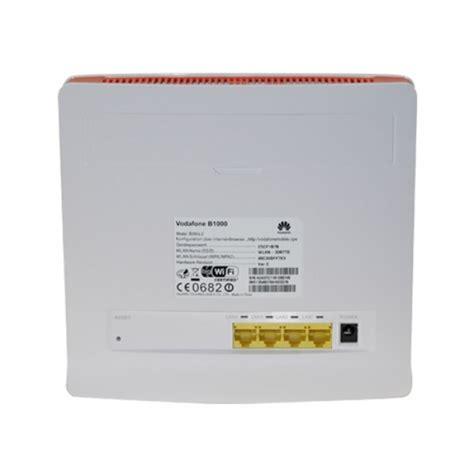 Router Vodafone B1000 Router Unlocked B1000 Vodafone B1000 Review