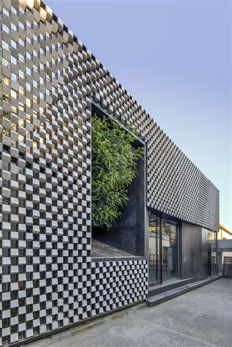 design pattern facade exles gallery of yingliang stone archive atelier alter 5