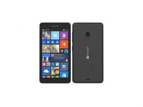 Microsoft Lumia 535 Black microsoft lumia 535 black