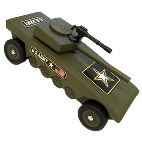 army tank pinewood derby kit derby monkey