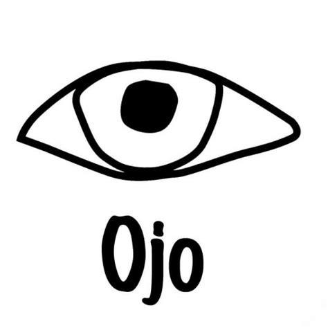 imagenes de ojos para imprimir ojos para pintar