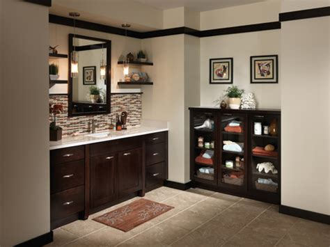 merillat bathroom cabinets the display bathroom vanity inspiration and design