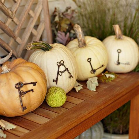 Pumpkin Home Decor | 44 pumpkin d 233 cor ideas for home fall d 233 cor digsdigs