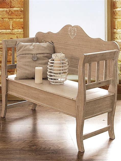 cassapanca con seduta augusta panca in legno con seduta a ribalta in diversi