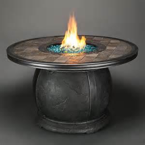 Agio Firepit Agio Rochester Gas Pit