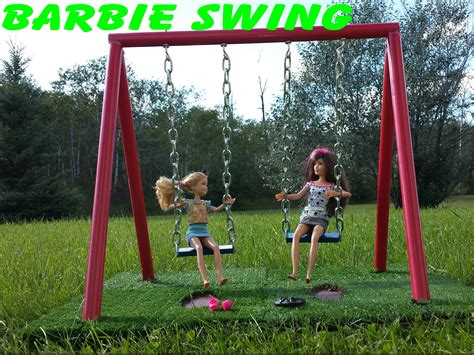 make them hips swing barbie how to make a swing youtube