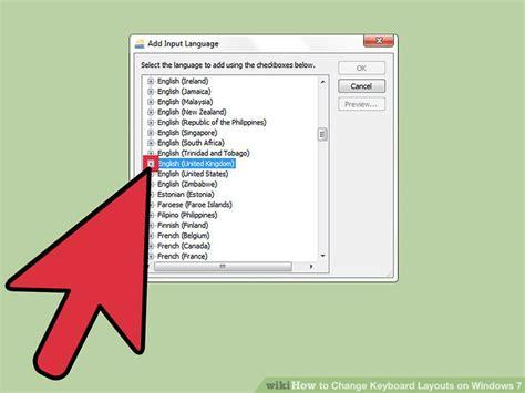 change keyboard layout login windows 7 3 ways to change keyboard layouts on windows 7 wikihow